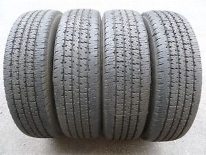 Firestone Transforce HT LT225/75R16 115/112R 10 Plies Neuf Cond.