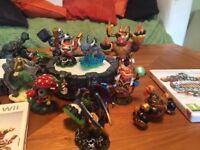 Skylanders Game Giants and Swap Force bundle