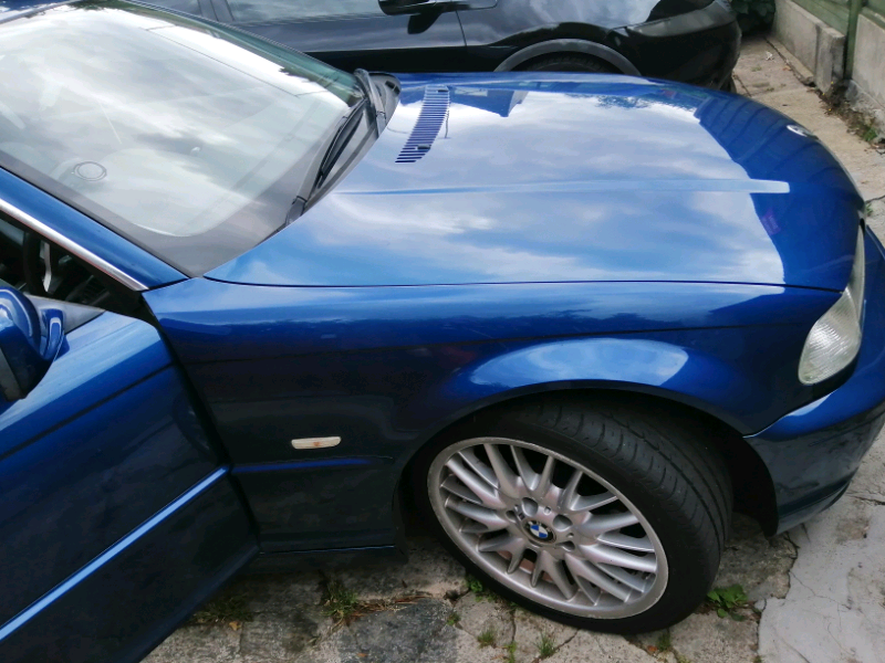Bmw e46 coupe 2 3- sold as seen  | in Walthamstow, London | Gumtree