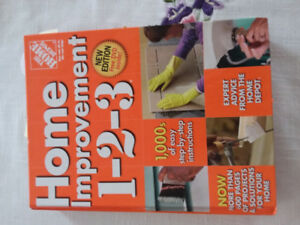 Home Improvement 1-2-3 from homedepot