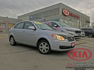 2007 Hyundai Accent Base | Certified | Runs Great!