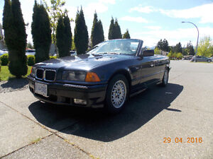 1995 BMW 3-Series Convertible