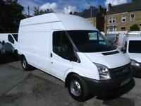 2013 FORD TRANSIT LWB High Roof T350 RWD 125ps Diesel