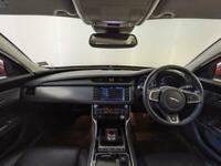 2016 JAGUAR XF R-SPORT AUTO SAT NAV REVERSING CAMERA LEATHER SEATS SVC HISTORY