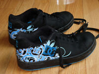 Girls Skechers and DC Sneakers - Excellent Condition