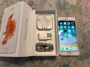 ROSE GOLD iPhone 6S Plus UNLOCKED