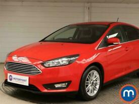 2017 Ford Focus 1.5 TDCi 120 Zetec Edition 5dr Hatchback Diesel Manual