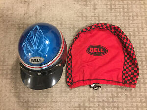 Bell Custom 500 Airtrix Heritage Motorcycle Helmet Size S