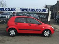 2006 AUTOMATIC HYUNDAI GETZ 1.4 LOW MILES!! FULL SERVICE HISTORY £1995