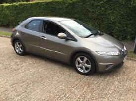 2006 HONDA CIVIC 1.4 i DSI S Hatchback 5dr