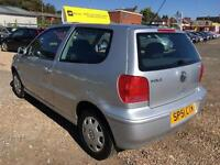 2001 Volkswagen Polo 1.4 Match 3dr