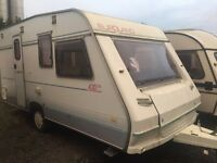 1996 swift 430 euroland 4 berth elddis abi Avondale caravan Can Deliver must clear