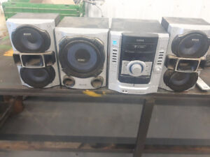 Stereo w/ sub for sale
