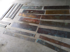 Architectural salvage - brass
