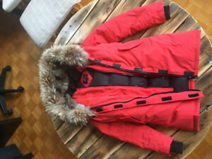 Manteau d'hiver Duvet Arctic North Winter Coat