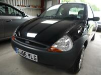 Ford Ka 1.3 2006MY .ONLY 38000 MILES. 1 PRIVATE OWNER. MOT JUNE 17