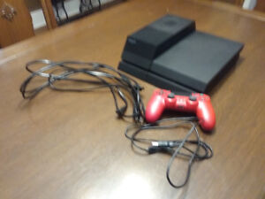 PS4 2TB Hybrid SeaGate Drive + Controller And Cables