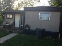 Small 2 Bedroom Trailer $1200 Located in Drayton Valley