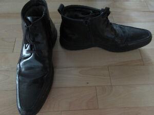 Bottes d'hiver et souliers pointure 10