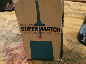 FURTHER REDUCED! Vintage Super Match for sale Regina Regina Area image 2