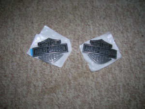 Tank Medallions for Harley Softail