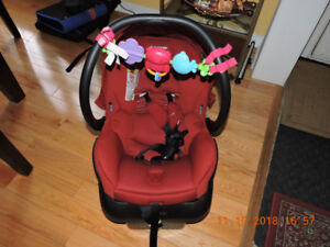 baby infant seat like new