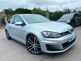 Volkswagen Golf 2.0TDI ( 184ps ) ( BMT ) 2017 GTD (66) 1 owner from new