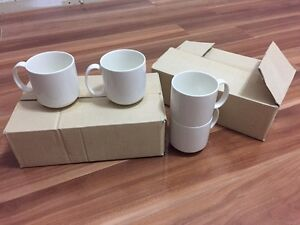 Brand New Stackable Mugs