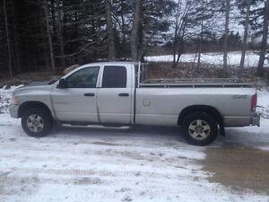 2005 Ram 1500 4x4 Quad Cab Long Box
