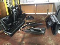 Bmw e46 320d 330ci coupe full leather black sport seats complete kit needs gone today