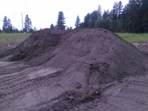 Screen top soil