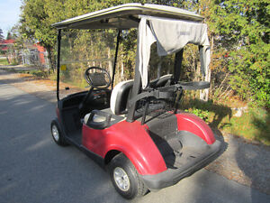 "2010 YAMAHA DRIVE ""GAS"" GOLF CART *FINANCING AVAIL. O.A.C. London Ontario image 3"