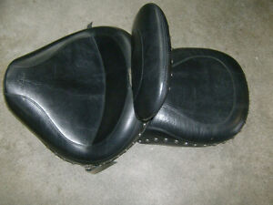 MUSTANG SEATS FOR YAMAHA VSTAR 1100 CLASSIC AND SILVERADO Kitchener / Waterloo Kitchener Area image 1