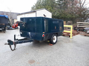 SULLAIR 375 CFM Diesel Air Compressor