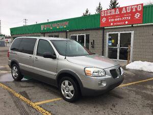 2009 Pontiac Montana w/1SA Minivan, Van**remote start***
