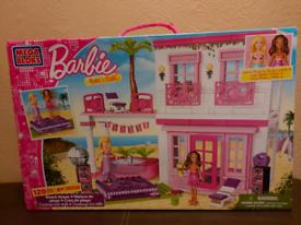 Barbie Beach House Megabloks Set 80226 Age 4+