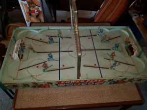 Antique Table Hockey