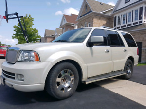 SUV Lincoln Navigator 2006 Special Edition Fully Loaded