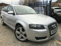✿07-Reg Audi A3 1.6 3dr Special Edition ✿LOW MILEAGE✿