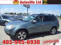 SUBARU FORESTER 2.5 SPORTTECH NAV ROOF EVERYONE APPROVED $156/BW