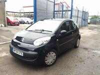 CITROEN C1 1.0, 2008, ONLY DONE 36k MILES, NEW M.O.T, VERY CLEAN CAR, BARGAIN!!!