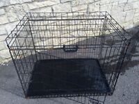 Pet cage for medium sized dogs / cats