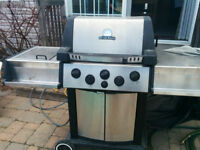 Free 10 year old natural gas bbq