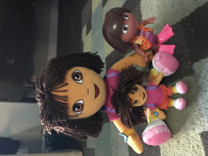 Dora and Diego Lot