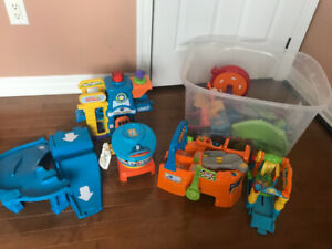VTech Go Go Go Smart Wheels sets