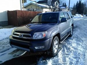 2004 Toyota 4Runner Limited/ Car proof provided REDUCED