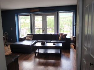 Spacious 2 Bedroom Condo Canmore, Available July 1