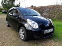 Suzuki Alto 1.0 SZ3 2009 5 speed manual 5door FSH 53800 miles £20 RFL 2 keys