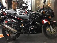 Lexmoto XTR S125