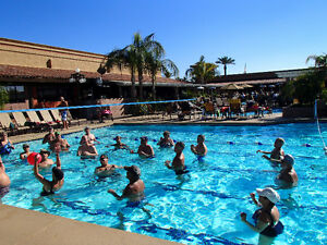 Wanted - Vacation Rental Mesa January prefer CAL-AM resort 55+